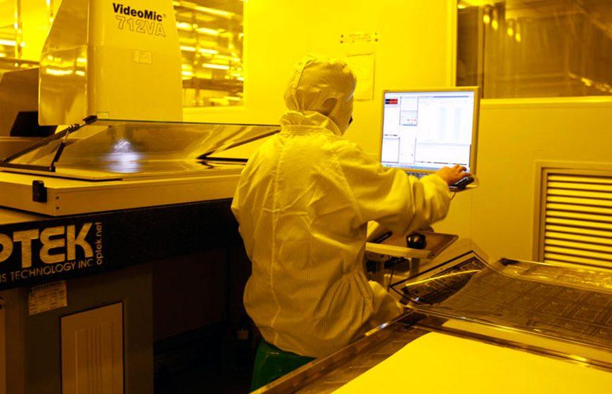 2D inspection machine pcb