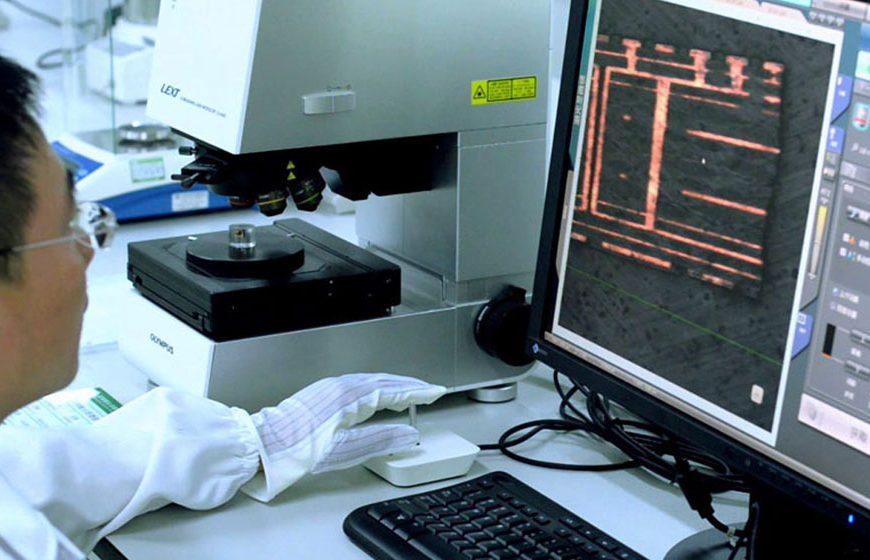 3D microscope pcb